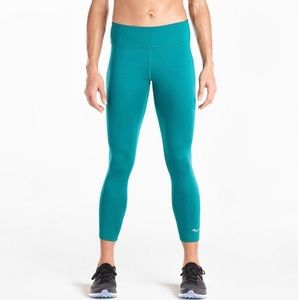 Saucony Scoot Crop Running Tights